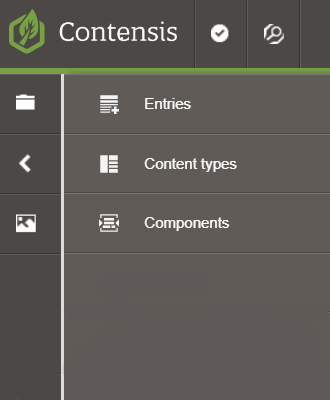 Contensis 11.2 Screenshot